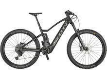 Scott Genius eRide 900 raw carbon/metal brushed 2021