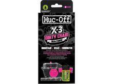 Muc-Off X-3 Dirty Chain Machine inkl. 75 ml Bio Drivetrain Cleaner
