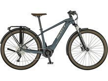 Scott Axis eRide 20 Men grey petrol blue 2021