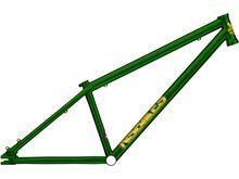 NS Bikes Suburban Frame 2019, trans green
