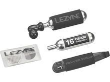 Lezyne Repair Kit, black - CO2 Pumpe