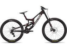 Santa Cruz V10 CC S MX 2021, oxblood - Mountainbike