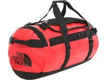 The North Face Base Camp Duffel - Medium, tnf red/tnf black - Reisetasche