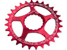 Race Face Direct Mount Cinch Narrow Wide - 10/11/12-fach, red