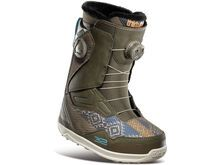 Thirtytwo TM-2 Double Boa Womens 2021, brown - Snowboardschuhe