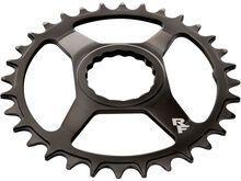 Race Face Direct Mount Cinch Narrow Wide Steel - 10/11/12-fach, black - Kettenblatt