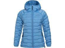 Peak Performance W Argon Light Hood Jacket, blue elevation - Thermojacke