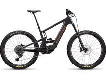 Santa Cruz Heckler CC S 2020, black/copper - E-Bike