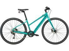 Cannondale Quick Neo SL 2 Remixte turquoise 2021