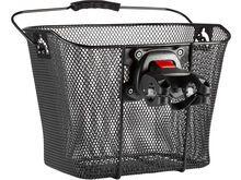 Cube RFR Lenkerkorb Klick&Go inkl. Halterung, black - Fahrradkorb