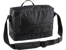 Vaude Cyclist Messenger Waxed L black