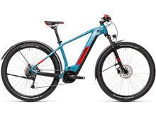 Cube Reaction Hybrid Performance Allroad 625 29 blue´n´red 2021