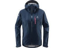 Haglöfs L.I.M Touring Proof Jacket Women, tarn blue - Skijacke