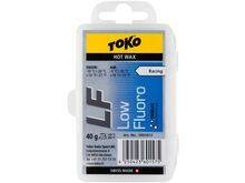 Toko LF Hot Wax, blue - Gleitwachs