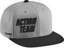 Cube Freeride Cap X Actionteam grey´n´black