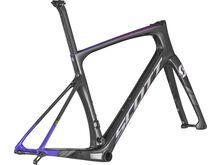 Scott Foil HMX Frameset Supersonic Edt., black/purple/blue