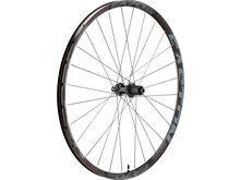 Easton EA70 AX Disc Wheel - 650B / QR/12x142 mm / Shimano brushed black anodize/vinyl decals