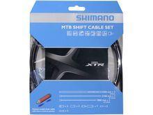 Shimano Schaltzug-Set MTB XTR polymerbeschichtet, schwarz
