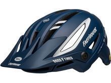 Bell Sixer MIPS Fasthouse, matte/gloss blue/white fasthouse - Fahrradhelm