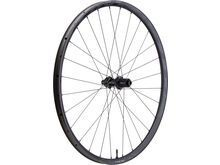 Easton EC70 AX Disc Wheel - 700C / QR/12x142 mm / Shimano gloss carbon/vinyl decals