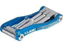 Cube Cubetool 7 in 1 blue chrom