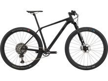 Cannondale F-Si Hi-Mod 1 2020, matte black - Mountainbike