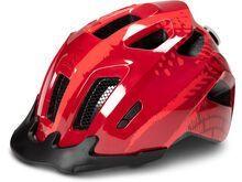 Cube Helm Ant, red splash