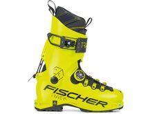 Fischer Travers CS 2021, yellow - Skiboots