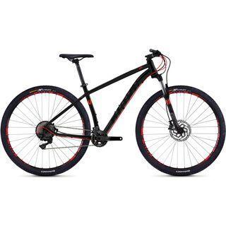 Ghost *** 2. Wahl *** Kato 9.9 AL 2018   Größe L // 50 cm, black/neon red - Mountainbike