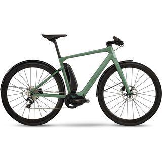 BMC Alpenchallenge AMP City LTD 2020, fisher green - E-Bike