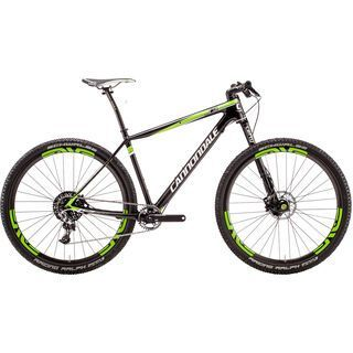 Cannondale F-SI Carbon Team 2015, black/green/white - Mountainbike