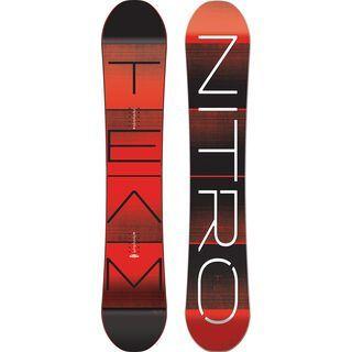 Nitro Team Gullwing 2016 - Snowboard