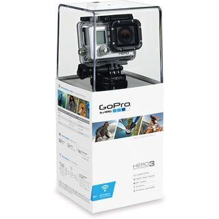 GoPro HERO3 White Slim Edition - Kamera