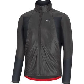 Gore Wear C5 Gore-Tex Infinium Soft Lined Thermo Jacke, black - Radjacke