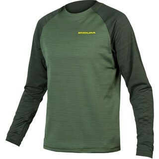 Endura SingleTrack Fleece forest green