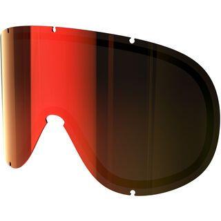 POC Retina Big Wechselscheibe, persimmon red mirror - Wechselscheibe