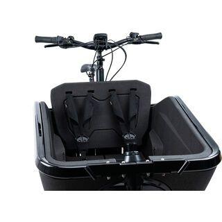 Cube Sitzbank Cargo schwarz