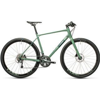 Cube SL Road Pro greygreen´n´green 2021