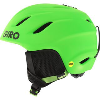Giro Nine JR MIPS, matte green - Skihelm