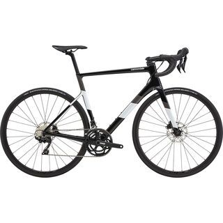 Cannondale SuperSix Evo Carbon Disc 105 black pearl 2021