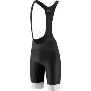 Specialized SL R Bib Short, black/white - Radhose