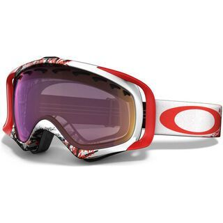 Oakley Crowbar Seth Morrison, Risk Taker/G30 Iridium - Skibrille