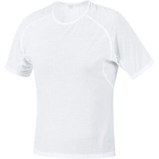 Gore Bike Wear Base Layer Shirt, white - Unterhemd