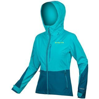 Endura SingleTrack Jacket kingfisher