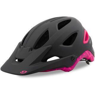 Giro Montara MIPS, mat black pink crystal - Fahrradhelm