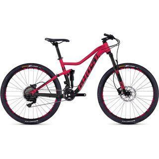 Ghost Lanao FS 5.7 AL 2018, neon pink/black - Mountainbike