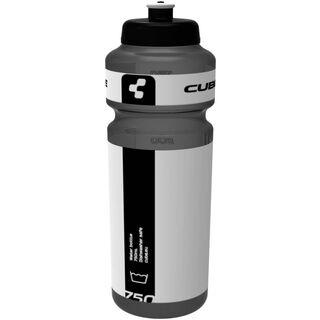 Cube Trinkflasche, schwarz - Trinkflasche