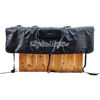 TroyLee Designs Tailgate Cover Signature, black - Heckklappenschutz