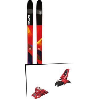 Set: Faction Prodigy 2.0 2019 + Marker Squire 11 ID red