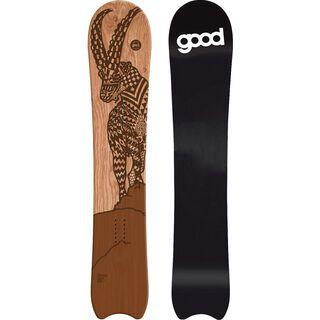 goodboards Capra Camber Wide 164 cm 2017, esche - Snowboard
